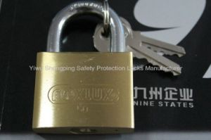 50mm Heavy Duty Thick Type Brass Padlock (265) pictures & photos