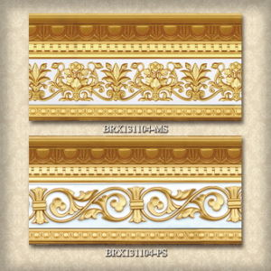 Decorative Plastic Moldings for Luxurious Villas, Hotels and Restaurants. pictures & photos