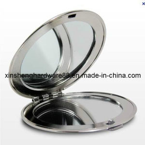 Metal Fashion Compact Mirror, Cosmetic Compact Mirror (XS-M0092) pictures & photos
