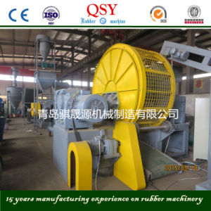 Zps-900 Tire Shredder Machine to Grinder Waste Tire pictures & photos