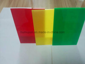 China Transparenet Colored Acrylic Sheets Organic Glass Panel for ...