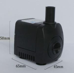 12V DC Submersible Pump (Hl-600DC) DC Small Water Pump Motor