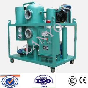Zym Mobile High Vacuum Lubricating Oil Purifier Equipment
