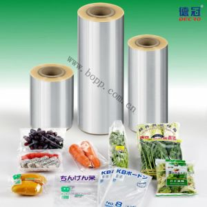 Decro Both Sides Heat Sealable BOPP Film 20 Micron