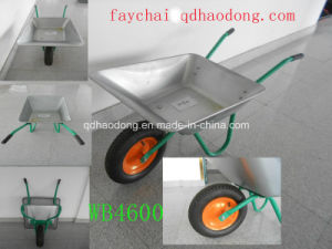 Garden Wheel Barrow, Construction Barrow, Wheel Barrow (Wb4600)