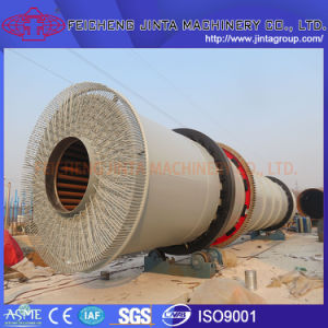 High Efficiency Rotary Drum Dryer with Reasonable Price pictures & photos
