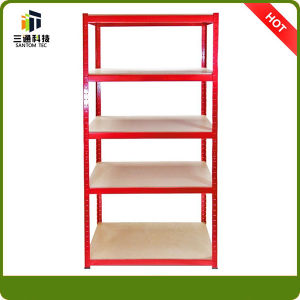 Customized Steel Warehouse Shelving, Shop Storage Shelf pictures & photos