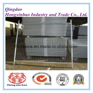 Removable Fence Hot Hipped Galvanized Temporary Fence pictures & photos