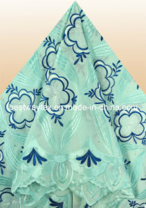 Swiss Voile Lace Fabric SL0178