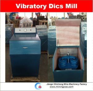 Mini Small Vibratory Ring Mill pictures & photos