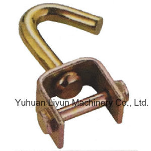 35mm X 3000kg Swiveled Single J-Hook, High Quality Special Metal Hook, Rachet Strap / Ergo Ratchet Accessoies
