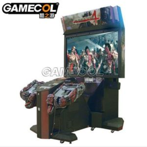 China Original Refurbished Amusement Machines Coin Operated Video