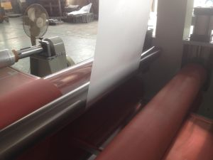 Roll Shielding Film Heating Hot Laminating Machine pictures & photos