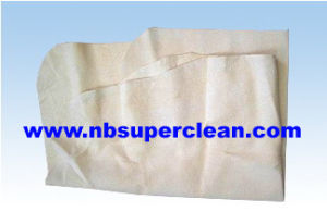 Pure Leather Chamois for Car Cleaning (CN3251) pictures & photos