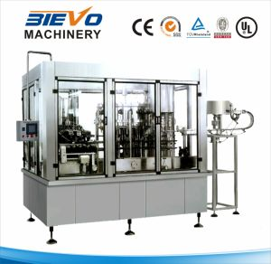 Automatic Glass Bottle Soft Drink Filling Plant pictures & photos