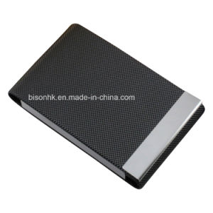 Luxury Leather Business Card Holder, Leather Name Card Holder
