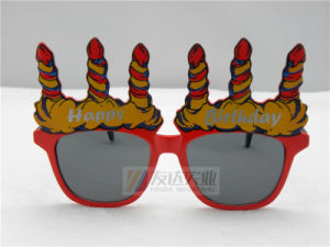 PC Happy Birthday Party Sunglasses (GGM115) pictures & photos