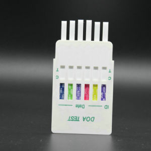 5 Panel Drug Test Urine Test Kit pictures & photos