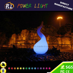 Brightness Waterproof IP68 RGB Color Changing LED Floor Lamp pictures & photos