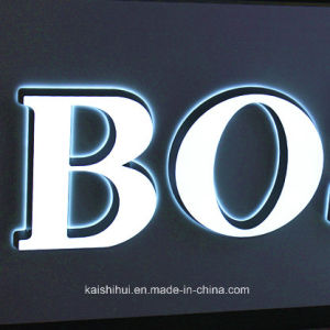 LED Acrylic Letter Sign Plastic Acrylic Sign Letter