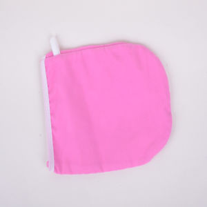 Pink, Superfine Fiber Clean Gloves, Easy to Clean