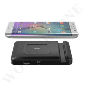 2016 New Arrival Mini Wireless Charger for Mobile Phone and iPad pictures & photos