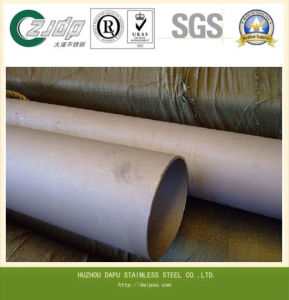 ASTM 201 202 304 Stainless Steel Seamless Tube. pictures & photos