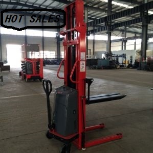Forklift Electric Stacker pictures & photos