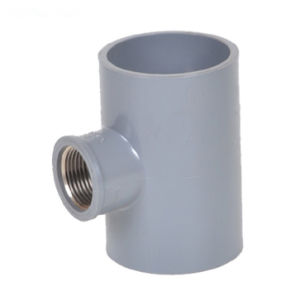 Water Supply DIN Standard PVC Pipe Fitting pictures & photos