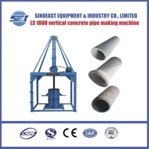 Ls 1000 Vertical Concrete Pipe Making Machine pictures & photos