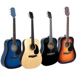 "41"" High Quality Cutaway Acoustic Guitar pictures & photos"