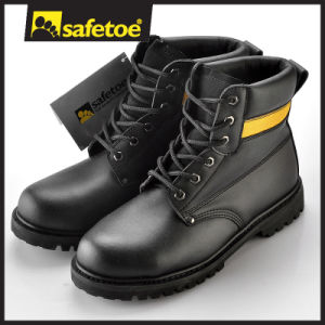 Lowest Price Professional Protective Goodyear Safety Shoes M-8179