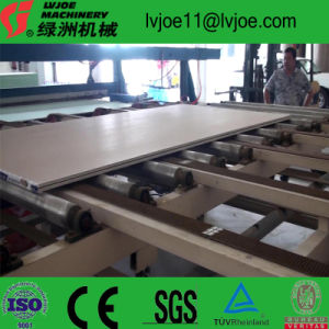 Paper Faced Plaster Plate Making Equipment pictures & photos