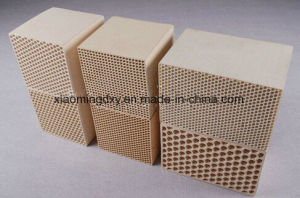 Honeycomb Ceramic Heater Ceramic Honeycomb Exchanger for Rto pictures & photos