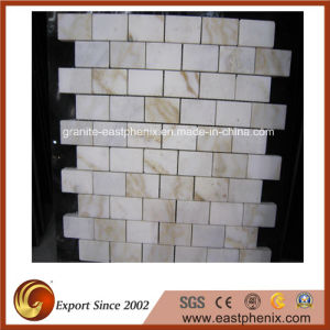 Natural Marble Stone Mosaic Subway Tile for Flooring Tile