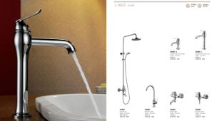 Single-Hole Basin Mixer G93001-3 G93001-1 Basin Faucet pictures & photos