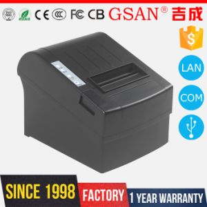 Kitchen Receipt Printer Thermal Printer POS Desktop Label Maker pictures & photos