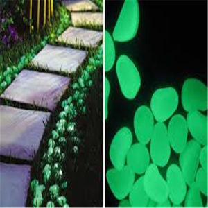 Turquoise Pebble Glow Paving Stone pictures & photos