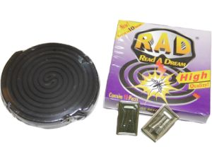 High Efficiency Anti-Mosquito Coil
