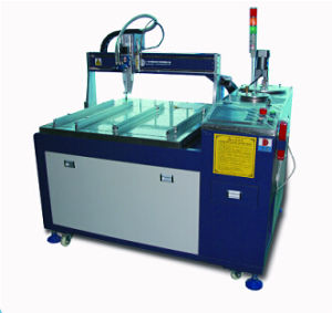 Fully Automatic Glue Dispenser for LED Module From China