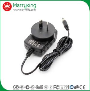 AC DC Regulated 24VDC 500mA Power Adaptor for Au pictures & photos