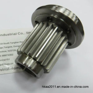 Custom Made Steel Precision Transmission Gear with Spur Tooth pictures & photos