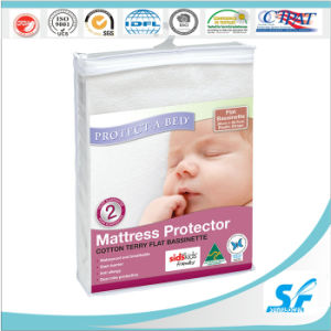 Terry Towel Waterproof Mattress Protector Pillow Protector pictures & photos