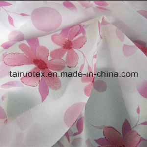 Polyester Chiffon with Printed Finish for Dress pictures & photos