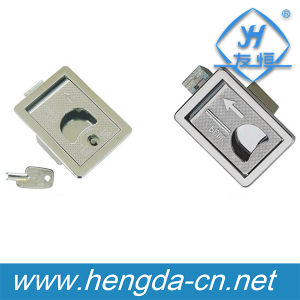 Metal Electrical Enclosures Boxes Power Distribution Panel Plane Lock (YH9538) pictures & photos