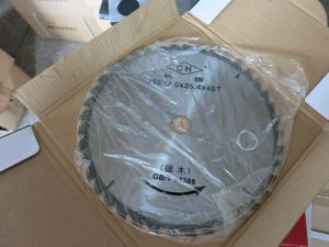 General Type Tct Circular Saw Blade with Wood Cutting pictures & photos
