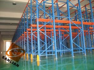 Sanlian Drive Through Warehouse Pallet Shelf pictures & photos