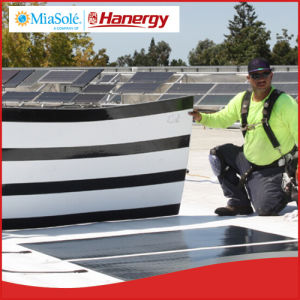 Hanergy 220wthin Film Solar Panel for Solar System