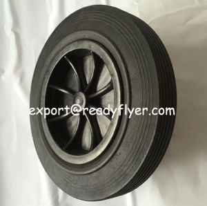 Used for Mobile Garbage Bin Container Waste Bin Axles Wheels pictures & photos