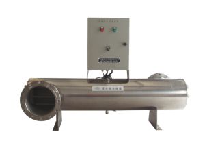 Aquaculture Water Disinfection Stainless Steel UV Sterilizer pictures & photos
